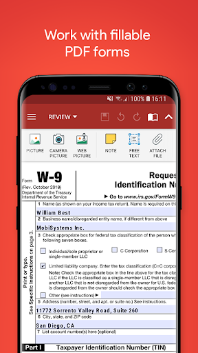 OfficeSuite Pro + PDF (Trial)  Wallpaper 7