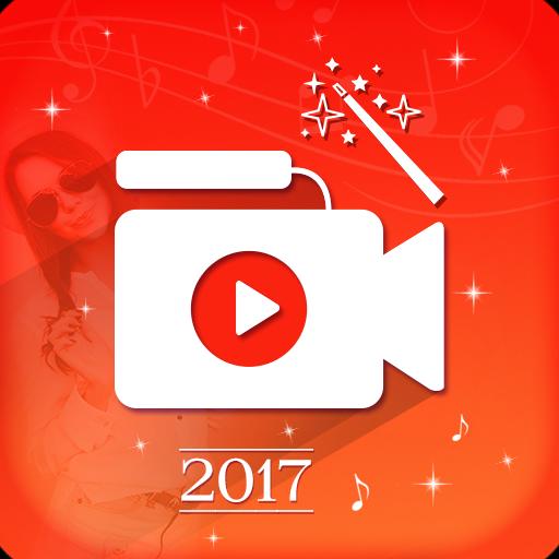 Photo Video Maker with Music Photo Slideshow