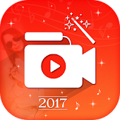 Photo Video Maker with Music Photo Slideshow