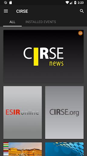 CIRSE Apk Download 2