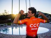 Mareczko en Bevin moeten oogsten voor CCC in Tour Down Under