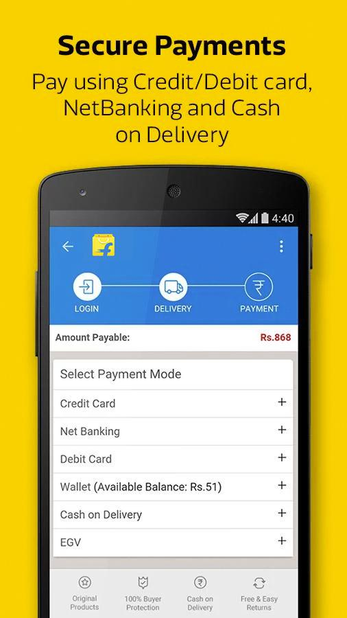 Flipkart- screenshot