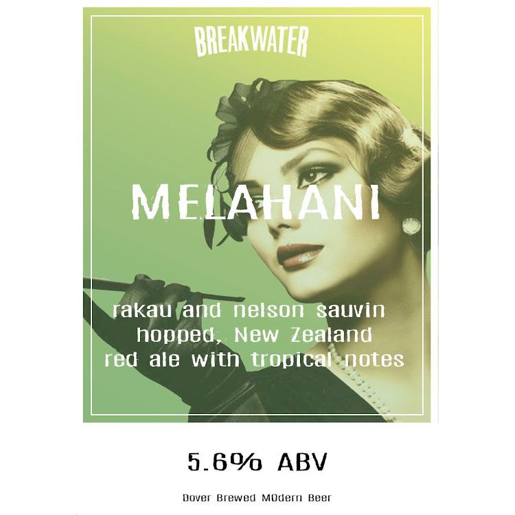 Logo of Breakwater And Taproom Melahani