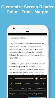 NovelReader - Read Novel Offline & Onlineのおすすめ画像2