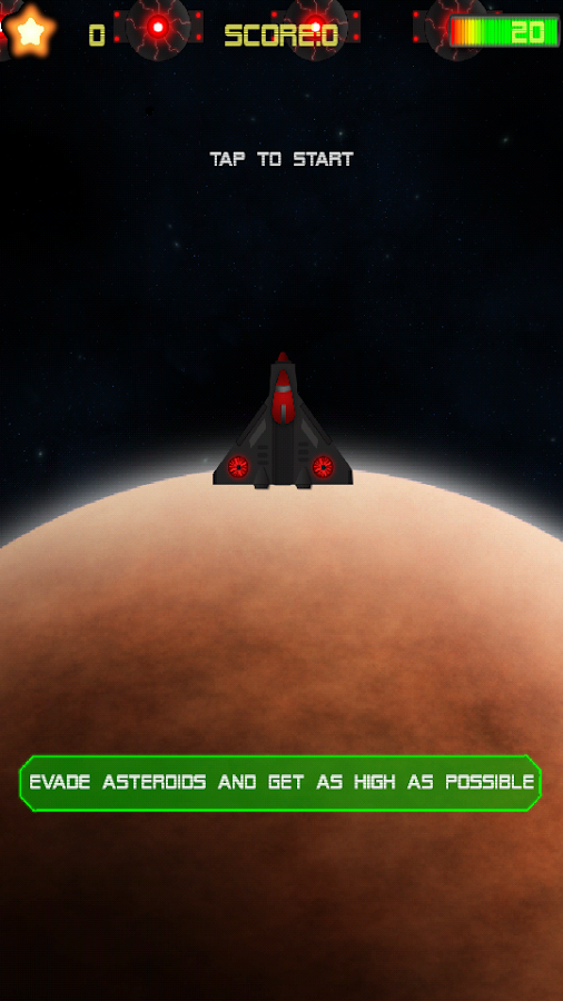 Gravity Mission- screenshot
