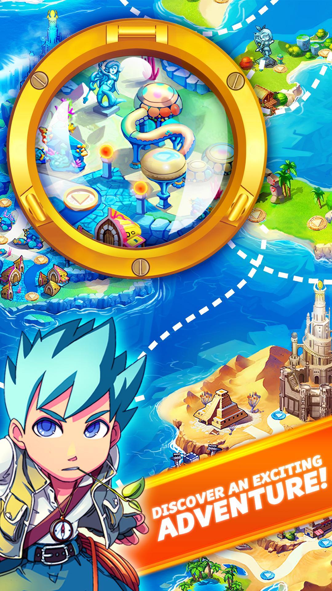 Battle Odyssey screenshot #1
