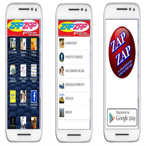 JORNAL ZAP ZAP  screenshots 3