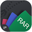 Rar Zip Tar 7z File Extractor icon