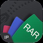 Rar Zip Tar 7z File Extractor Icon