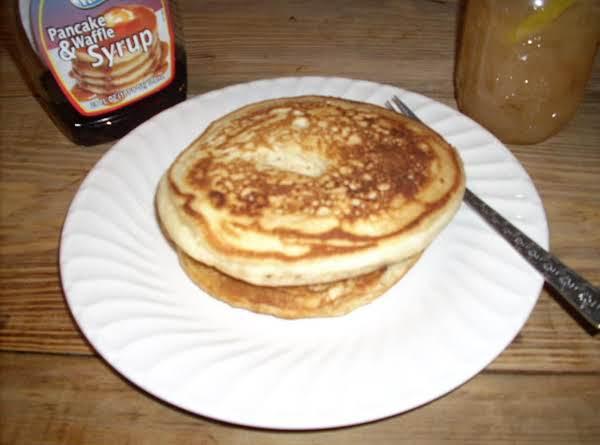 Gaylynn's Eggnog Pancakes