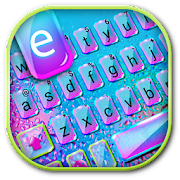 App Classic Rainy Glasswater Keyboard Theme apk for kindle fire