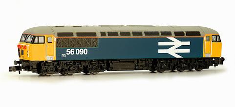 Photo: 2D-004-007  Class 56