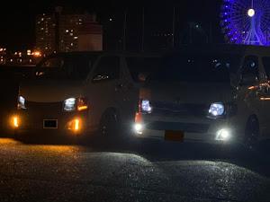 ハイエース KDH211Kのカスタム事例画像 太田 稜也さんの2021年02月23日19:33の投稿