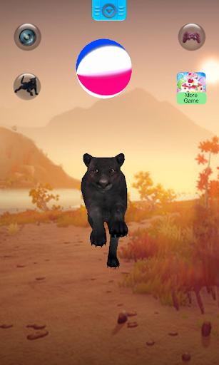 Talking Black Panther filehippodl screenshot 3