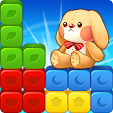 Bunny Blast - Puzzle Game icon
