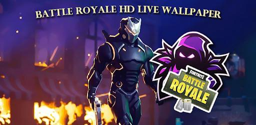 Battle Royale Live Wallpaper 2019 APK