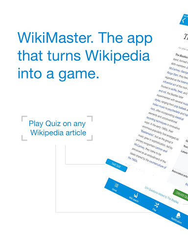 WikiMaster- Quiz to Wikipedia screenshot 7