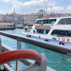 ボスポラス海峡でクルージング!トルコ・イスタンブールでヨーロッパとアジアを船で行き来してみよう