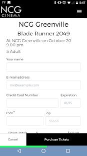 Ncg Cinema Apps On Google Play