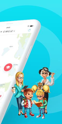 Carpin - Family Locator 1.1.4 screenshots 2