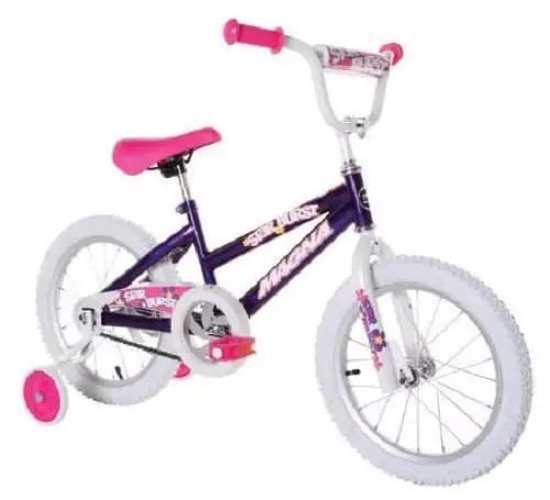 2089add09e0 Bicicleta Para Niñas Edad 6 7 8 9 Años BMX Calle 16