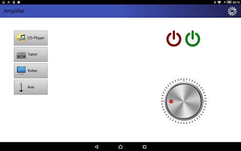 IRControl - náhled