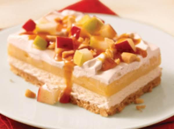 Caramel Apple Dessert Recipe