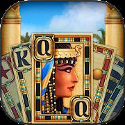 بطاقة الفرعون - سوليتير مجانا لعبة بطاقة