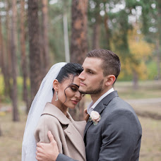 Wedding photographer Evgeniy Chernomor (Chernomor). Photo of 01.12.2018