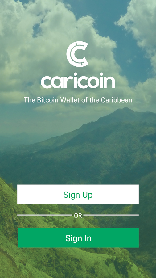 Caricoin- screenshot