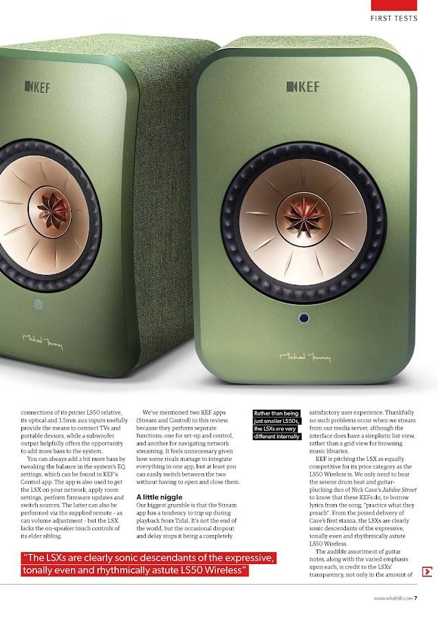 What Hi-Fi? Sound and Vision- screenshot