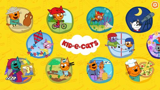 Kid-E-Cats. Educational Games 3.6 screenshots 17
