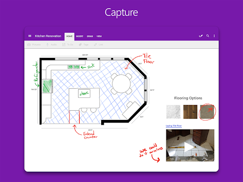 OneNote APK screenshot thumbnail 11