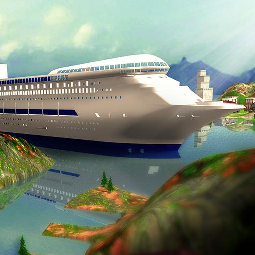模擬App|旅遊運輸船遊戲3D LOGO-3C達人阿輝的APP