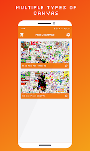 Pixel Canvas | Online realtime pixel art 🎨🖼 1