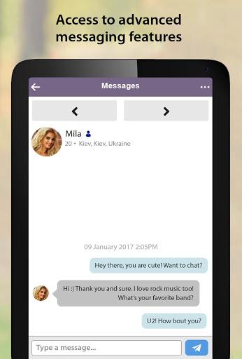 UkraineDate - Ukrainian Dating App 3.1.8.2613 Screenshots 8