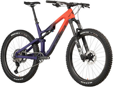 "Salsa 2020 Rustler Carbon XTR Bike - 27.5"" alternate image 4"