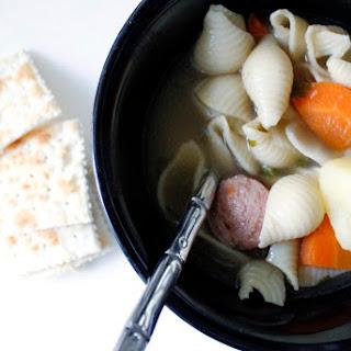 G's Famous & Fresh Vegetable (+ Meat) Soup