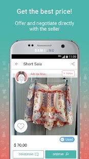 YOP: Sell & Buy in your mobile marketplace- screenshot thumbnail
