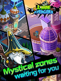 Zombie Avengers for PC-Windows 7,8,10 and Mac apk screenshot 10