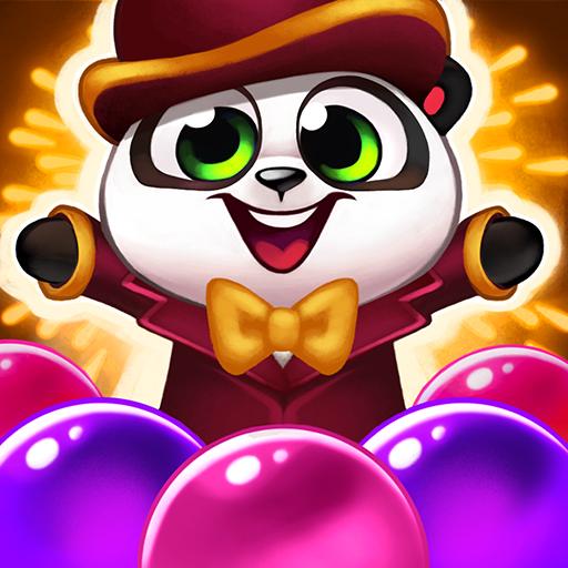 Panda Pop! Bubble Shooter Saga & Puzzle Adventure APK Cracked Download
