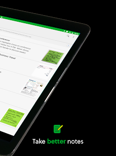 Evernote – Organizer, Planer für Notizen & Memos Screenshot