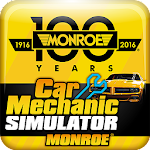 Car Mechanic Simulator: Monroe Icon