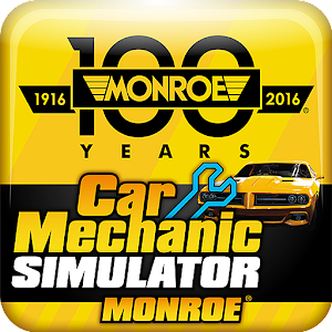 Car Mechanic Simulator: Monroe for PC and MAC