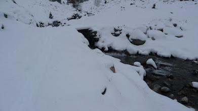 Photo: Couche de neige exceptionnelle
