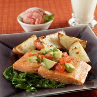 Salsa Salmon.