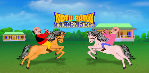 Motu Patlu Unicorn Rider for PC