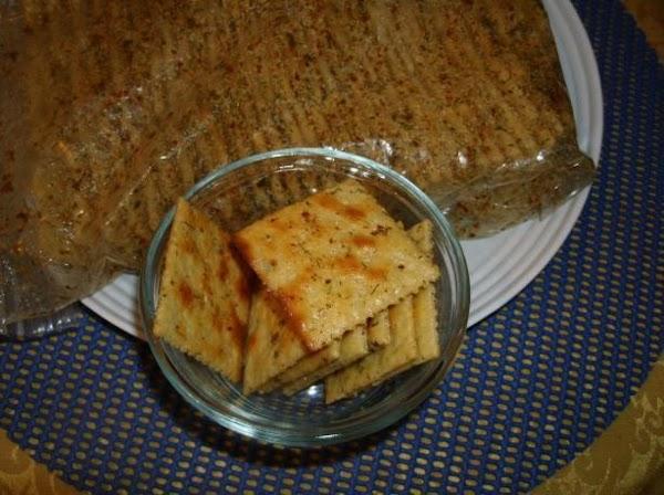 Spicy Redneck Crackers Recipe
