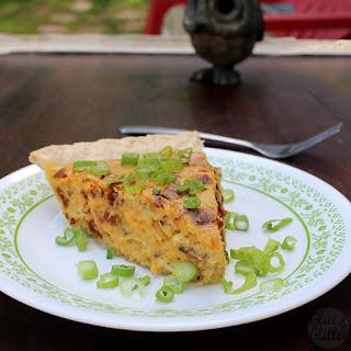 Vegan Quiche Lorraine Recipe from Baconish