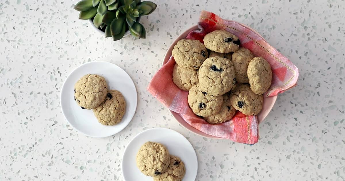 10 Best Gluten Free Dried Fruit Cookies Recipes | Yummly